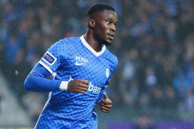 Ike Ugbo explains why he joined KRC Genk   playing